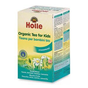 ČAJ ZA BEBE 30 g HOLLE bio organic