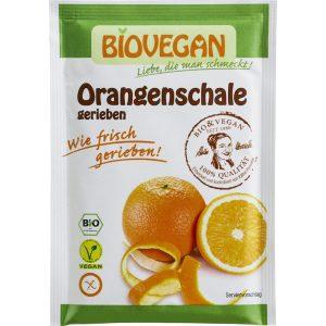 NARANČINA KORA BIOVEGAN 10 g vitamin C imunitet zdravlje naranča kora bio bio tvornica zdrave hrane