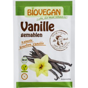 VANILIJA BOURBON BIOVEGAN 5G začini vanilija biobio tvornica zdrave hrane