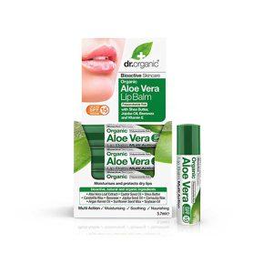 ALOE VERA balzam za usne Dr organic