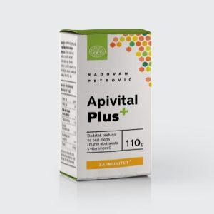 Apivital Plus s vitaminom C za imunitet 110g