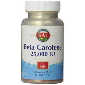 BETA CAROTEN 50 ct