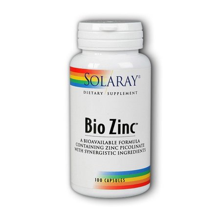 BIO ZINC 100 ct