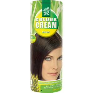 BOJA ZA KOSU 4 MEDIUM BROWN 100 ml