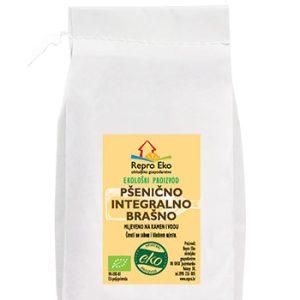 RAŠNO PŠENIČNO INTEGRALNO REPRO EKO bio gluten vlakna proteini kruh peciva tjestenina biobio tvornica zdrave hrane