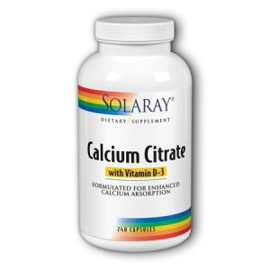 CALCIUM CITRATE + D3 90 ct