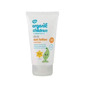 CHILDREN SUN SPF 30 SCENTFREE GREEN PEOPLE