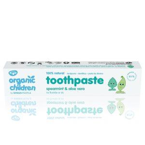 CHILDREN TOOTHPASTE SPEARMINT 50 ml