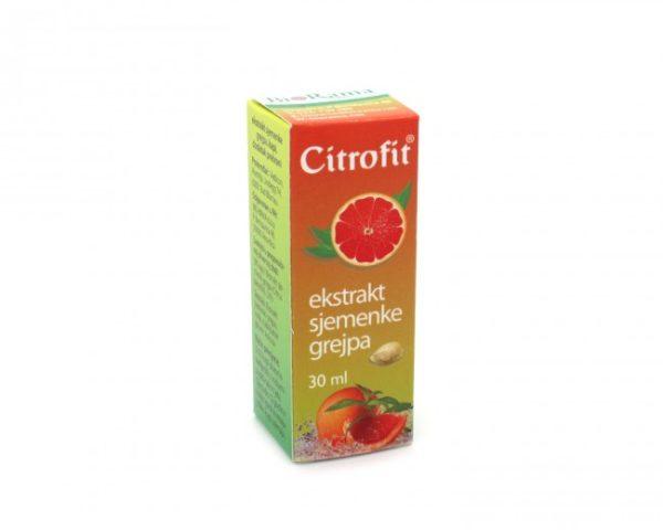 CITROFIT 30 ml ekstrakt sjemenke grejpa