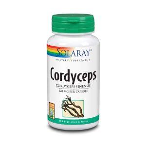 Cordyceps 100 ct solaray
