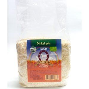 DINKEL GRIZ INTEGRALNI 500 g