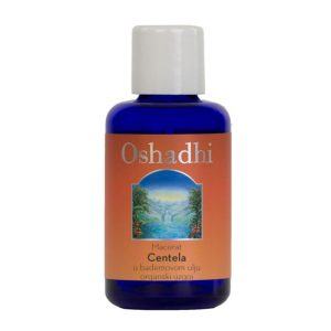 CENTELA/GOTU KOLA (Centella asiatica) BIO macerat u bademu 30 ml OSHADHI