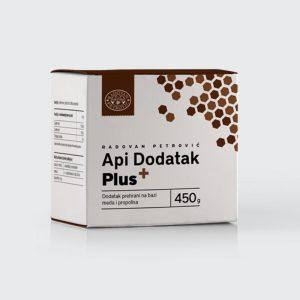 MED S DODATKOM PROPOLISA PLUS 450 g