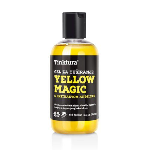 GEL ZA TUŠIRANJE YELLOW MAGIC TINKTURA 250 ml