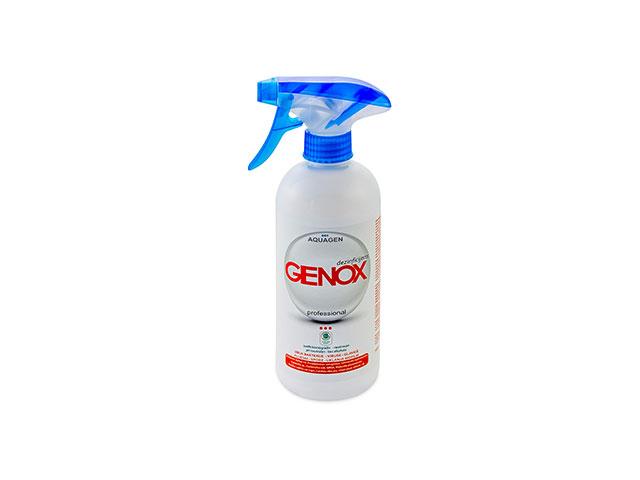 GENOX dezificijens 500 ml