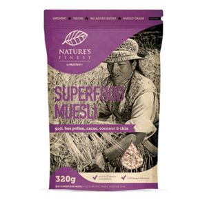 MUSLI SUPERFOOD BIO 320 g