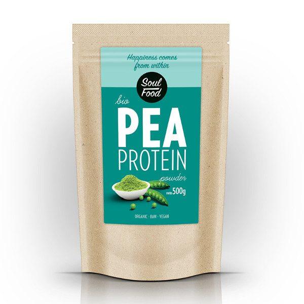 Protein graška Soul Food 500 g