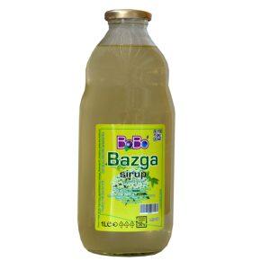 SIRUP BAZGA BOBICE 1 l