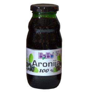 SOK ARONIJA 100% 0,2 l