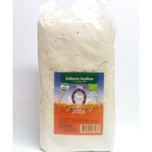 ZOBENO BRAŠNO EKO JAZO 1 kg bio tvornica nutrigold hrvatsko domaće bio anksioznost depresija kruh peciva zgušnjavanje proteini masti gluten free