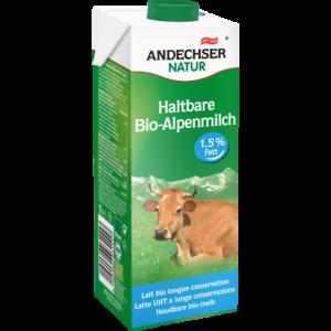 kravlje mlijeko trajno andechser bio 1,5 mm