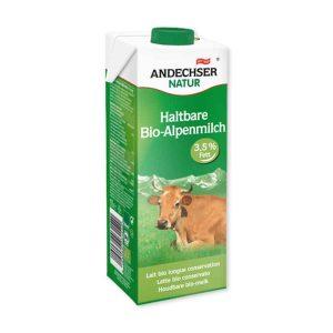kravlje mlijeko trajno andechser bio