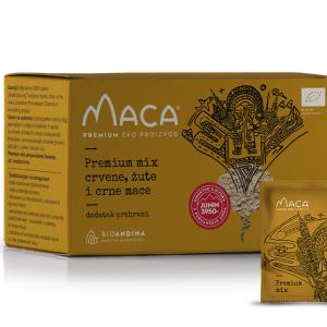 maca mix premium želatinizirana