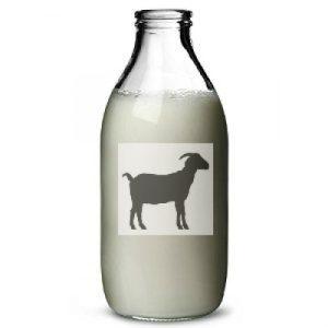 mlijeko kozje domaće svježe