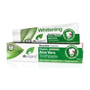 ALOE VERA pasta za zube 100 ml Dr. Organic