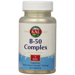 B-50 Complex KAL 50 ct