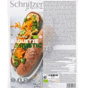 BAGUETTE RUSTIC 2X160 g
