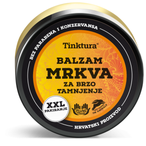 BALZAM MRKVA XXL TINKTURA 250 ml