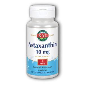 Astaxanthin 60 ct KAL