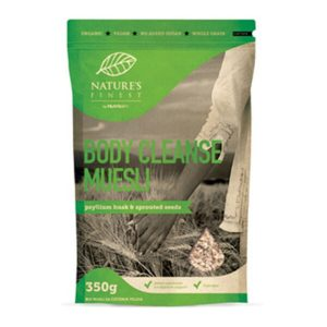 MUSLI BODY CLEANSE BIO NEW 350 g