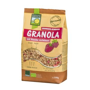 GRANOLA S JAGODAMA I KUPINAMA BOHLSENER MILL 350 g