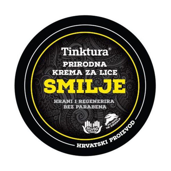KREMA ZA LICE SMILJE TINKTURA 50 ml