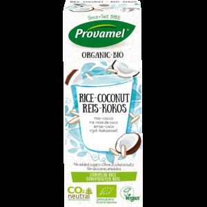 NAPITAK OD RIŽE S KOKOSOM PROVAMEL 250 ml rižino mlijeko kokos bio tvornica