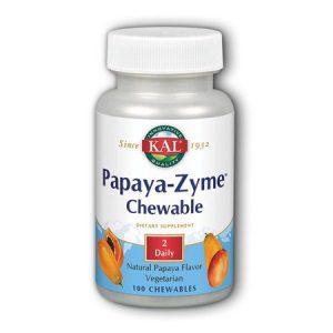 Papaya – Zyme 100 ct KAL
