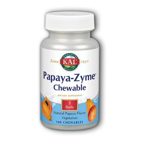 Papaya - Zyme 100 ct KAL