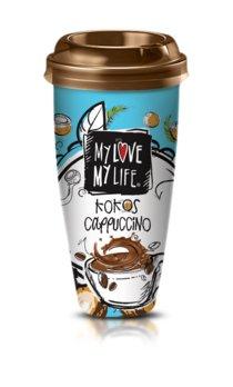 NAPITAK OD KOKOSA CAPPUCCINO MYLOVE-MYLIFE 230 ml