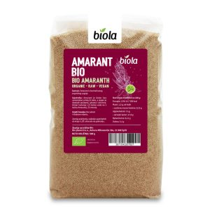 AMARANT (AMARANTH) BIO 500 g BIOLA