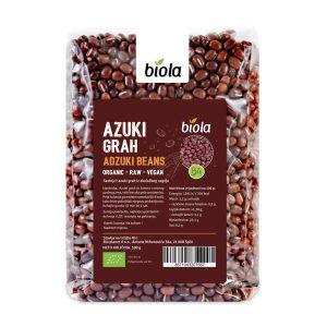 AZUKI GRAH 500 g BIOLA