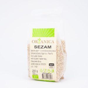 sezam organica