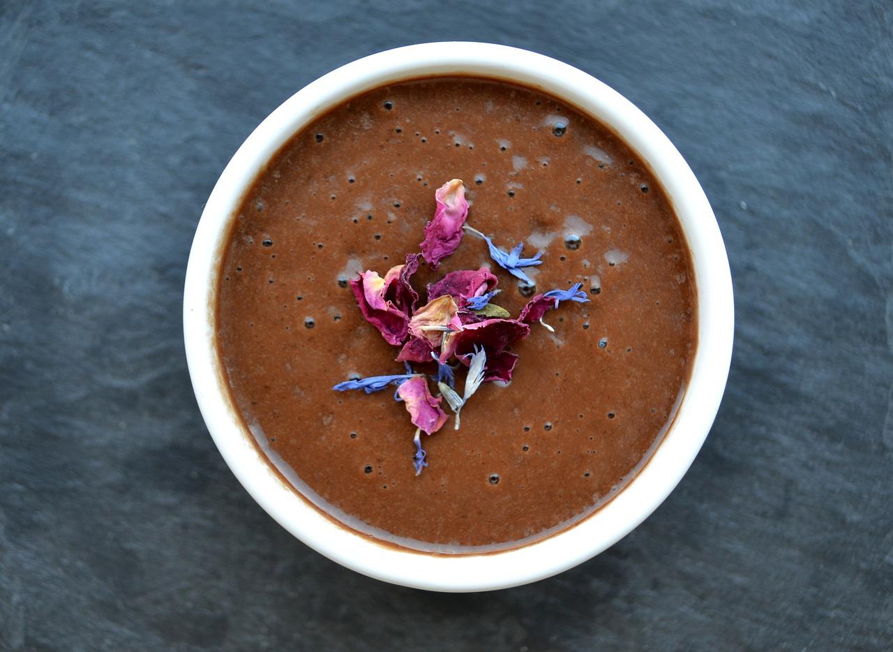 čokoladni proteinski smoothie