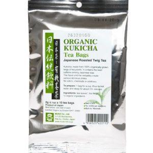ČAJ KUKICHA (10 filter vrećica) 20 g MUSO