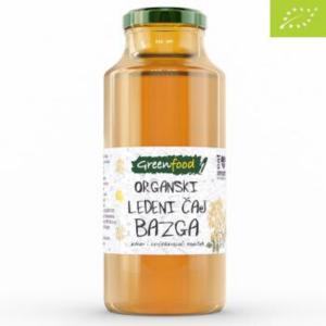 ORGANSKI LEDENI ČAJ BAZGA 250 ml