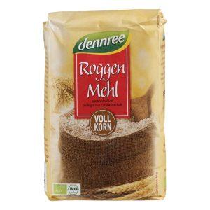 RAŽ BRAŠNO INTEGRALNO 1 kg DENNREE