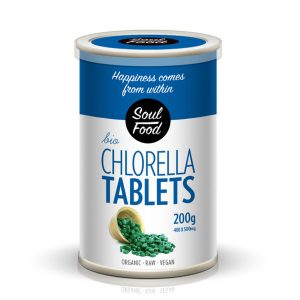 chlorella tablete u tabletama