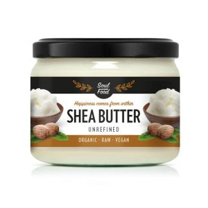 Karite (Shea) maslac DJEVIČANSKI (NERAFINIRANI) 250 g BIO