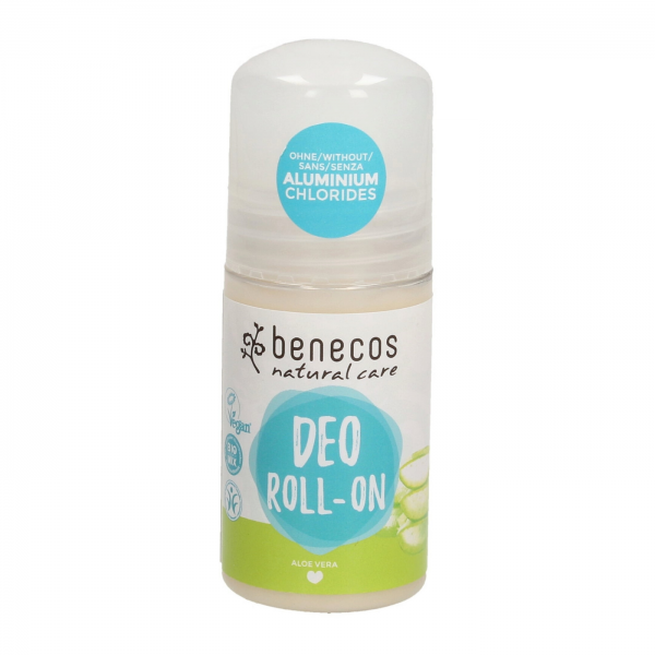 DEO ROLL ON ALOE VERA 50 ml BENECOS